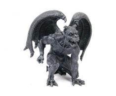 Gargouille avec Cornes - Figurine Fantasy Décoration