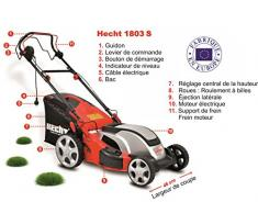 Hecht - Tondeuse à gazon électrique - Roue motrice - 46 cm - 1 800 W - HEC-1803