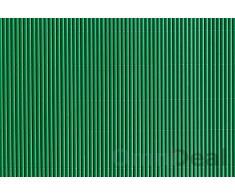 Canisse en pvc 80 x 400 cm Vert