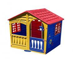 Palplay - 0716049 - Maisonnette Fun Uni - Multicolore