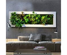 Real Touch Plante artificielle mur - Fabriqué Sur Commande