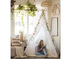 tente tipi acheter tentes tipi en ligne sur livingo. Black Bedroom Furniture Sets. Home Design Ideas