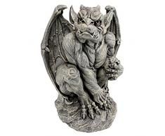 Design Toscano sculpture Silas la gargouille sentinelle