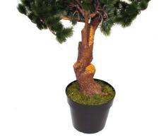 Geko Arbuste artificiel type podocarpus Trs grand format 135cm