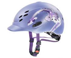 49-54 cm Enfants Equitation ONYXX Glamour Uvex Bleu Matt XXXS-XS
