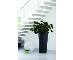 Pots de fleur design Elho couleur Blanc » Acheter en ligne sur Livingo