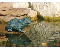 Gargouille Figurine Grenouille