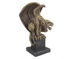 Design Toscano Statue de la gargouille d'Abbadon
