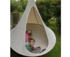 Cacoon Tente suspendue double Fuchsia Ø 180 cm