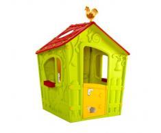 Keter - 005442 - Jeu de Plein Air - Maison de Jardin pour Enfant - 110 x 110 x 146 cm