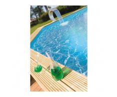Cascade Mamba inox pour piscine