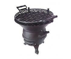 Fermart.it 'BBQ - Barbecue en Fonte éclair diam.36