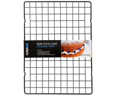 Ensemble de cuisson – anti-adhésif plaque de cuisson Grille de refroidissement testeur à gâteaux et Tala couteau à palette – Bundle
