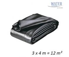 Certikin International Ltd Heissner TF172-00 Revêtement en PVC pour étang 3 x 4 m
