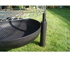 un barbecue suspendu tr s original livingo. Black Bedroom Furniture Sets. Home Design Ideas
