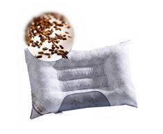 Qingsun Oreiller de Santer en Cassia-Oreiller Mémoire Forme Ergonomique Coussin Total Confort Cervicale Jewel Bedding