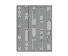 Spellbinders Perles Rideau Chemise à Embosser, matière synthétique, Transparent