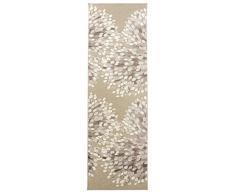 Vallila CM000172-75 Sydänpuu Tapis de couloir 68 x 220 cm Cœur Gris/blanc