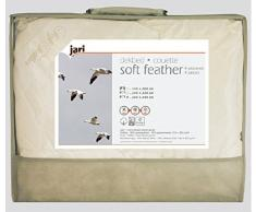 Matelpro-Couette naturelle Soft Feather 4 saisons 240 x 220 cm