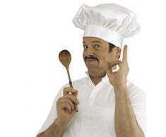 Toque Chef Cuisinier - Taille Unique