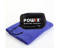 Serviette de sport en microfibre / Serviette de sport - voyage - bain / Ultra doux / 3 tailles disponibles (60 x 120 cm)