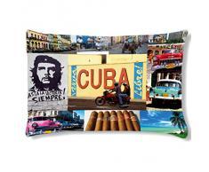 Coussin rectangulaire Cuba by CBK