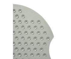 Ridder 68207S-350 Tapis de Douche Caoutchouc Synthétique Tecno Gris 55 cm
