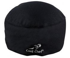 Headsweats Toque de Cuisinier Motif Cool Chef Taille Unique Noir