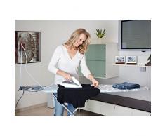 Vileda 140511 Premium 2en1 Housse pour Planche à Repasser 30-45 cm x 110-130 cm