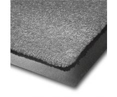 Tapis d'Entrée Absorbant etm® Intérieur et Extérieur | Résistant, Entretien Facile | gris - 90x150cm