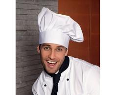 Toque Chef Cuisinier, Taille Ajustable