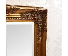 miroir baroque acheter miroirs baroques en ligne sur livingo. Black Bedroom Furniture Sets. Home Design Ideas