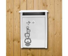 sticker boite aux lettres acheter stickers boite aux. Black Bedroom Furniture Sets. Home Design Ideas
