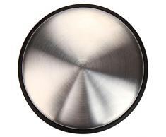 Jago - Butoir cale porte en acier inoxydable vendu en différents sets - SET DE 4