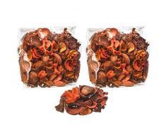 Ikea - DOFTA - Lot de 2 sachets de pot-pourri senteurs pêche et orange