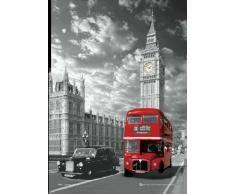 Poster de londres acheter posters de londres en ligne - Tableau londres noir et blanc ...