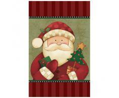 Amscan International ltd 1 x Nappe en Plastique Père Noël - 579189