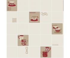 papier peint de cuisine acheter papiers peints de cuisine en ligne sur livingo. Black Bedroom Furniture Sets. Home Design Ideas