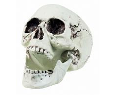 Décoration squelette 24 x 18 cm Halloween - Taille Unique