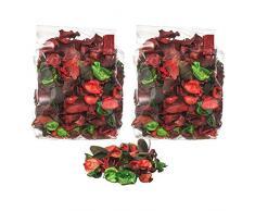 Ikea DOFTA Lot de 2 sachets de Pot-pourri Rouge