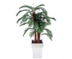 Closer To Nature (I-Fulfilment) Plante artificielle en soie et arbre Gamme Areca palmier – Vert – Parent 4ft 6 Green