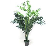 Revimport 04/0859 Palmier Artificiel Plastique Vert 80 x 80 x 125 cm