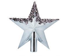 FEERIC CHRISTMAS - Cimier à Sapin étoile H22 colorama de noël