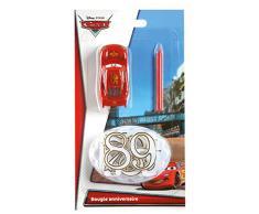 DEVINEAU 1018811 Anniversaire Figurine Cars Bougie Chiffre Plastique