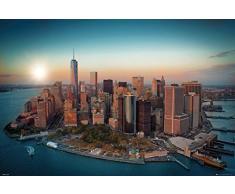 GB eye, New York, Freedom Tower Manhattan, Maxi Poster, 61x91.5cm