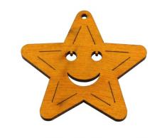 Cimier étoile aH2307GG décorations pour sapin de noël décorations de noël cadeau décoration