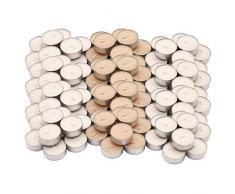 Ikea SINNLIG Lot de 30 bougies chauffe-plat parfumées Vanille