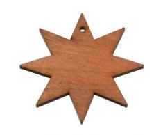 Cimier étoile ah2306 Sapin Arbre à bijoux bijoux décorations de Noël cadeau