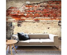 papier peint brique acheter papiers peints briques en ligne sur livingo. Black Bedroom Furniture Sets. Home Design Ideas