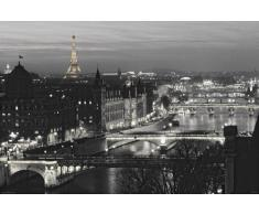 Laminated Posters Paris River View Poster Dimensions : 91,4 x 61 cm (91.5 x 61 cm)